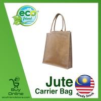 Jute Carrier Bag (B0078)