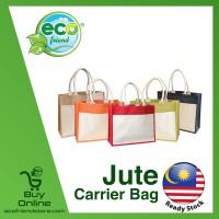 Jute Carrier Bag (B0271)