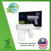 [ LOCAL READY STOCK ]  Portable Blue Light Nano Automizer [ LW0144 ] Eco friend